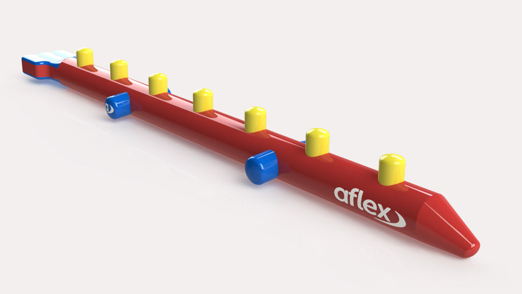 Torpedo Tumble 17 - Constant Airflow Obstacle Courses - Aflex Technology