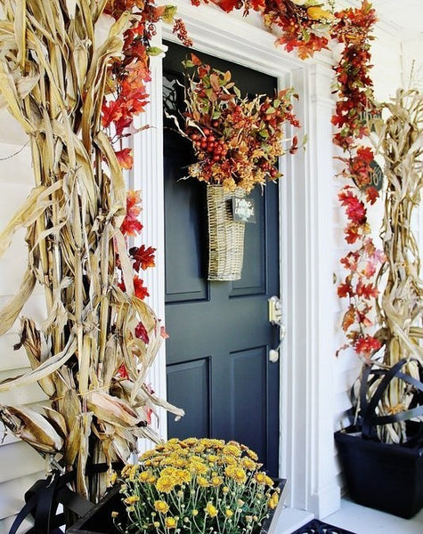 Fall Front Door Decor Dreaming...