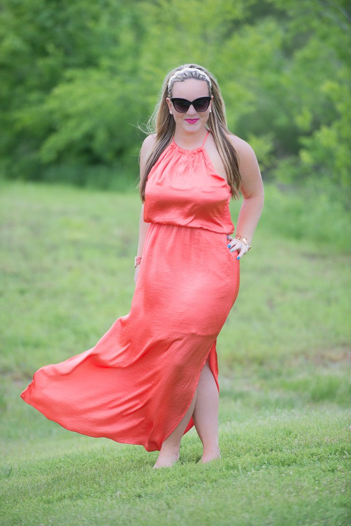 Gilded Glamour Tory Burch and Coral-6