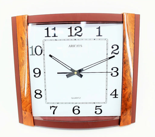 Square Clock for Wall