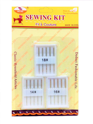 15 pcs Sewing-Machine Needles