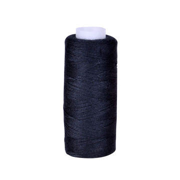 40s/2 100% Core Spun Polyester Sewing Thread - Black