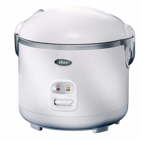 Oster 10-Cup Mutli-use Rice Cooker, Stainless Steel