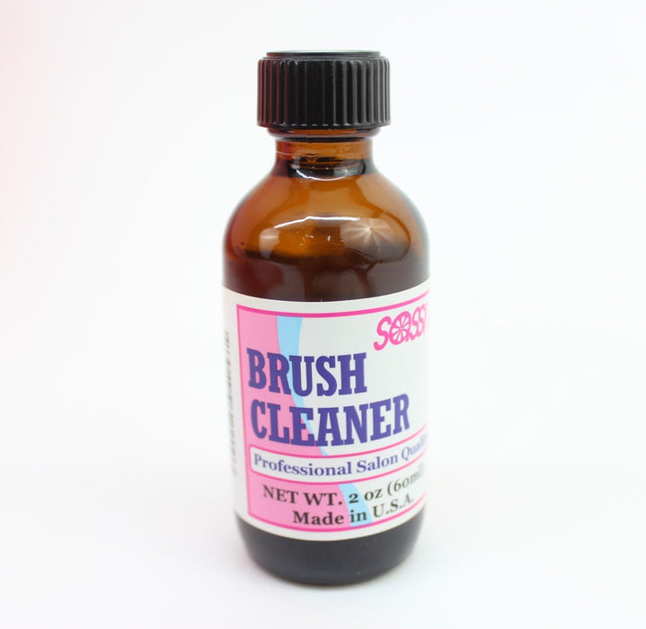 Sassi, Brush Cleaner, 2 oz