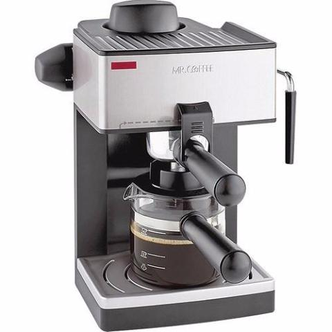 Mr. Coffee ECM160‑NP Espresso Machine - Coffee Machine