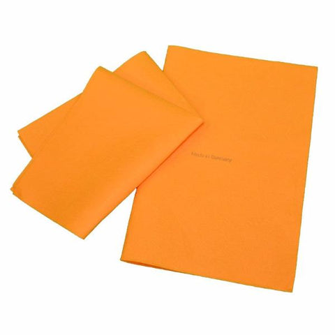 Orange Mop Cloth - Valsan inc