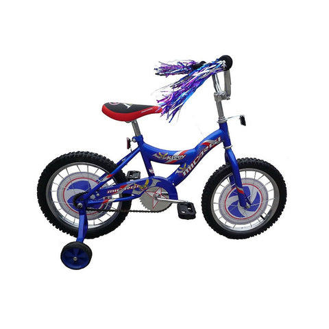 Micargi Kid's Cruiser Bike, Blue, 16-Inch