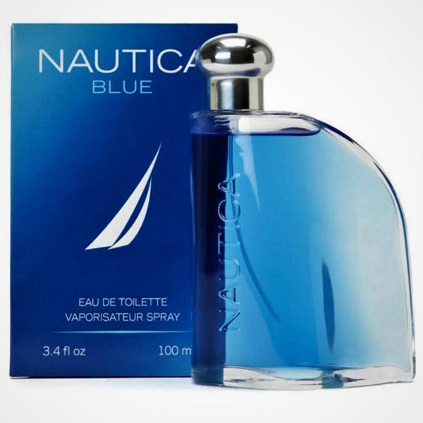 NAUTICA Blue by Nautica Eau De Toilette Spray 3.4 oz for Men