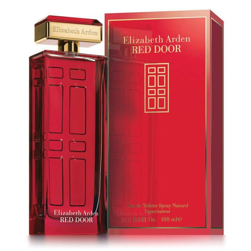 Red Door by Elizabeth Arden Women's Perfume 3.4 oz, Eau de Toilette