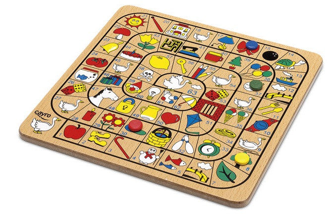 Cayro Parchis-Oca Wood Metal Box