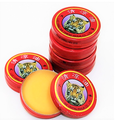 Tiger Balm Red Relief of Muscular Aches 3g (Pomadita China)