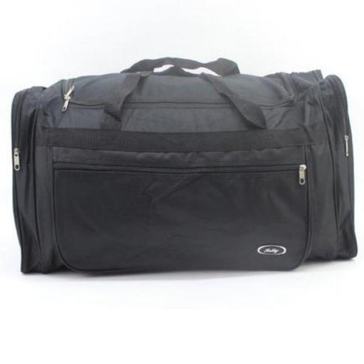 "25"" Duffle Bag ""Gusano"", Black 40 lbs"