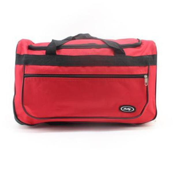 "21"" Duffle Bag with Weels ""Gusano"", 30 lbs"