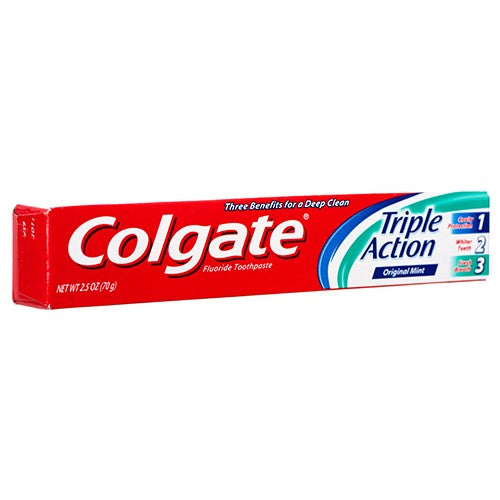 Pasta Dental Colgate, Triple Acción 2.5 oz