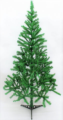 6 ft. Green Artificial Christmas Tree - Valsan Inc