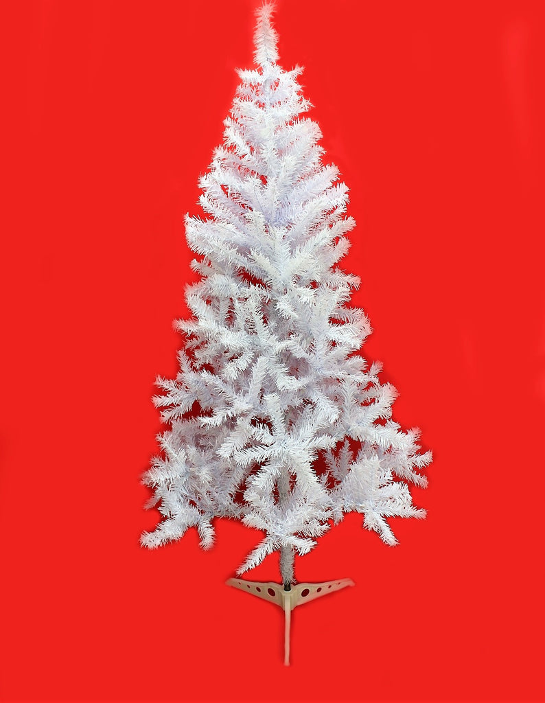 6 ft. White Artificial Christmas Tree - Valsan Inc