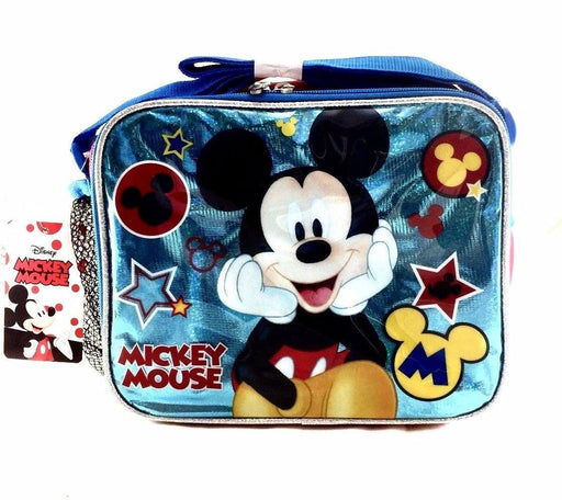 Disney Mickey Mouse Soft Lunch Bag