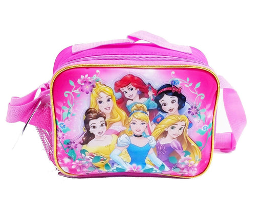 Disney Princess Soft Lunch Bag