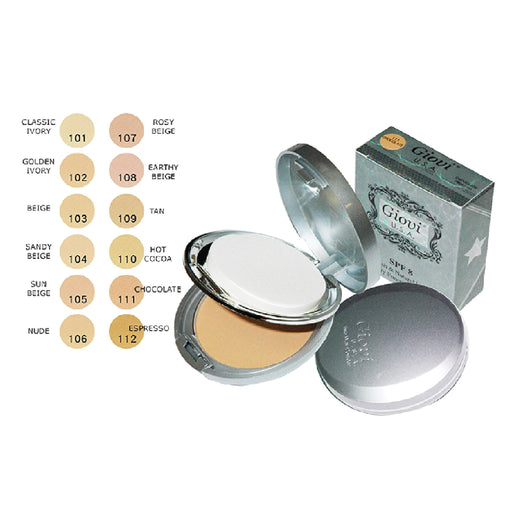 Mineral Pressed Powder 0.35 Oz