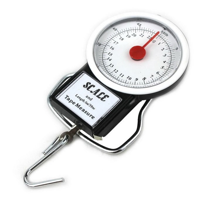 Analog Compact Handheld Luggage Scale