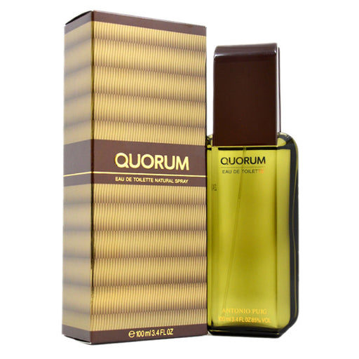 Quorum by Antonio Puig Eau de Toilette Spray 3.4 OZ