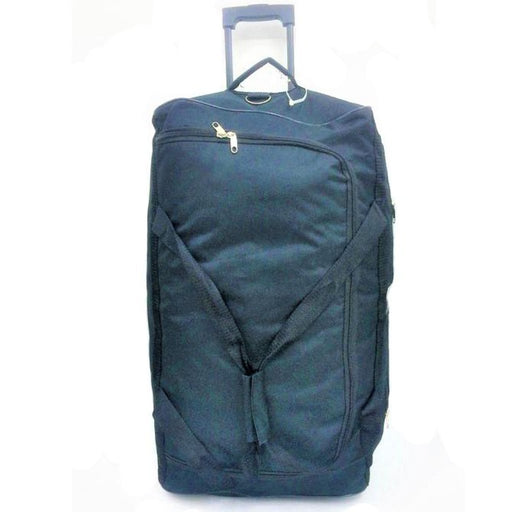 "30"" Duffle Bag with Wheels ""Gusano"", 50 lbs"
