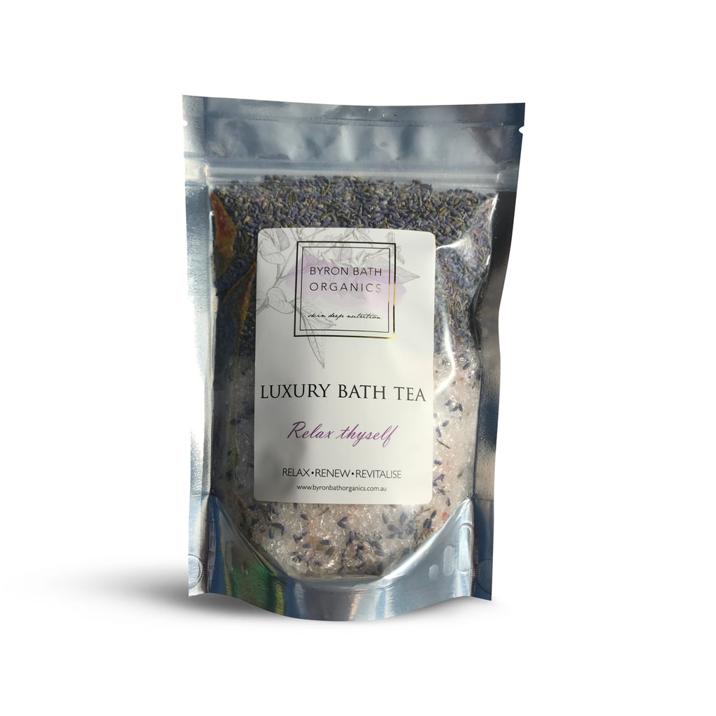 Relax Thyself Bath Tea