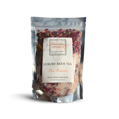 Rose Romance Bath Tea