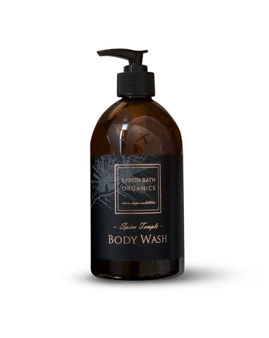 Spice Temple Body wash