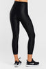 VALENXE Slimming Crop Legging with CONCĒLĀRE™ Yoga Wear in Black