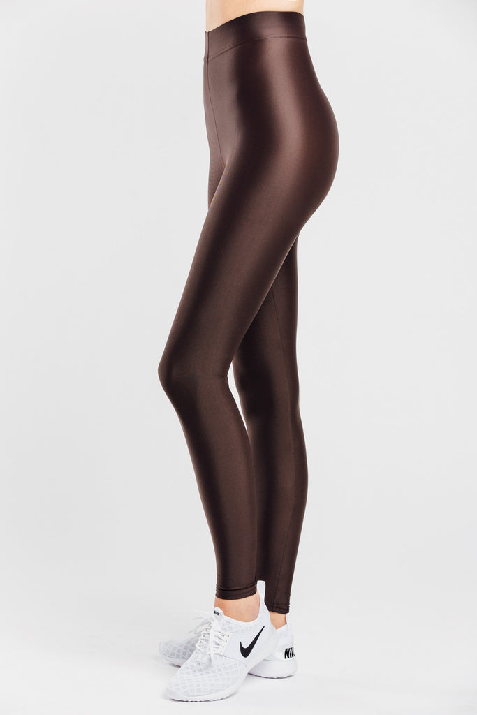 VALENXE Slimming Legging with CONCĒLĀRE™ Sport Wear in Brown