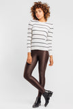 VALENXE Slimming Legging with CONCĒLĀRE™ Casual Wear in Brown