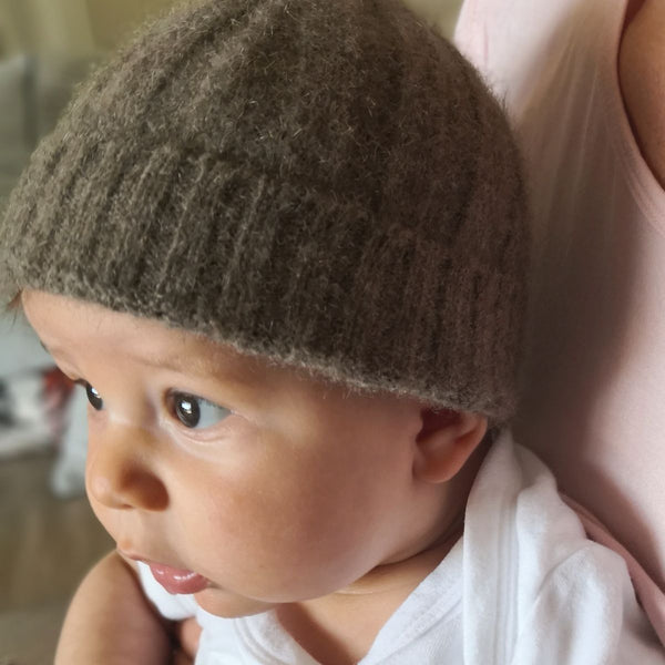 Baby/Child's Wool & Possum Hat