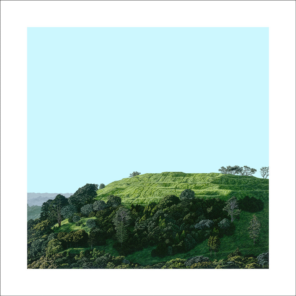 Mt Eden Art Print Series