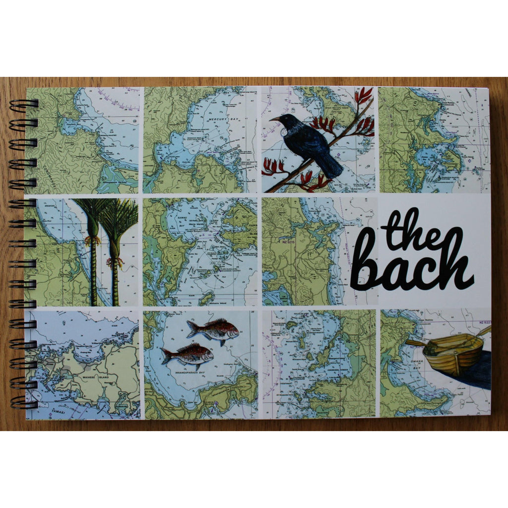 The Bach Book and The Visitors Book
