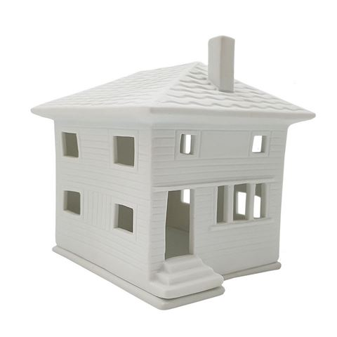 NZ Porcelain Tealight House Series
