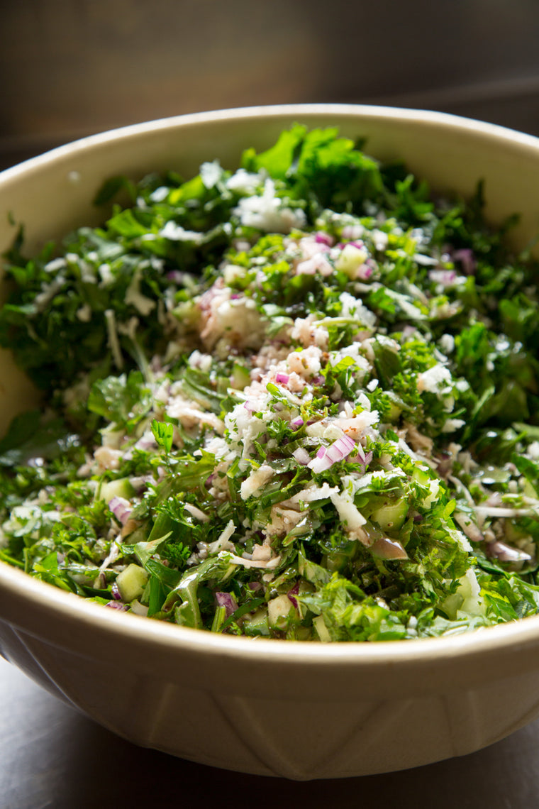 Cauliflower Tabouli - ripe delicatessen