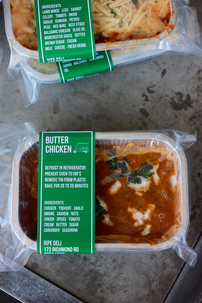 Butter Chicken - ripe delicatessen