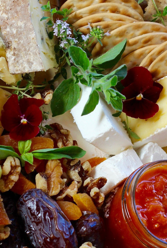 Cheese Platter - ripe delicatessen