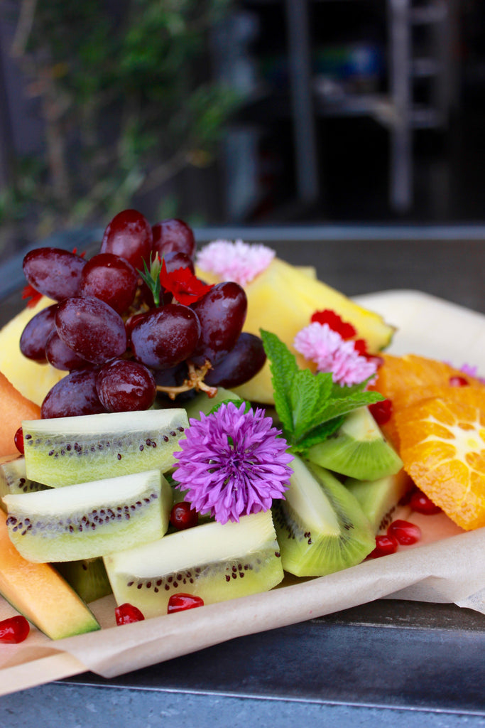 Fresh Fruit Platter - ripe delicatessen