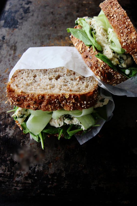 Chicken & Rocket Sammie - ripe delicatessen