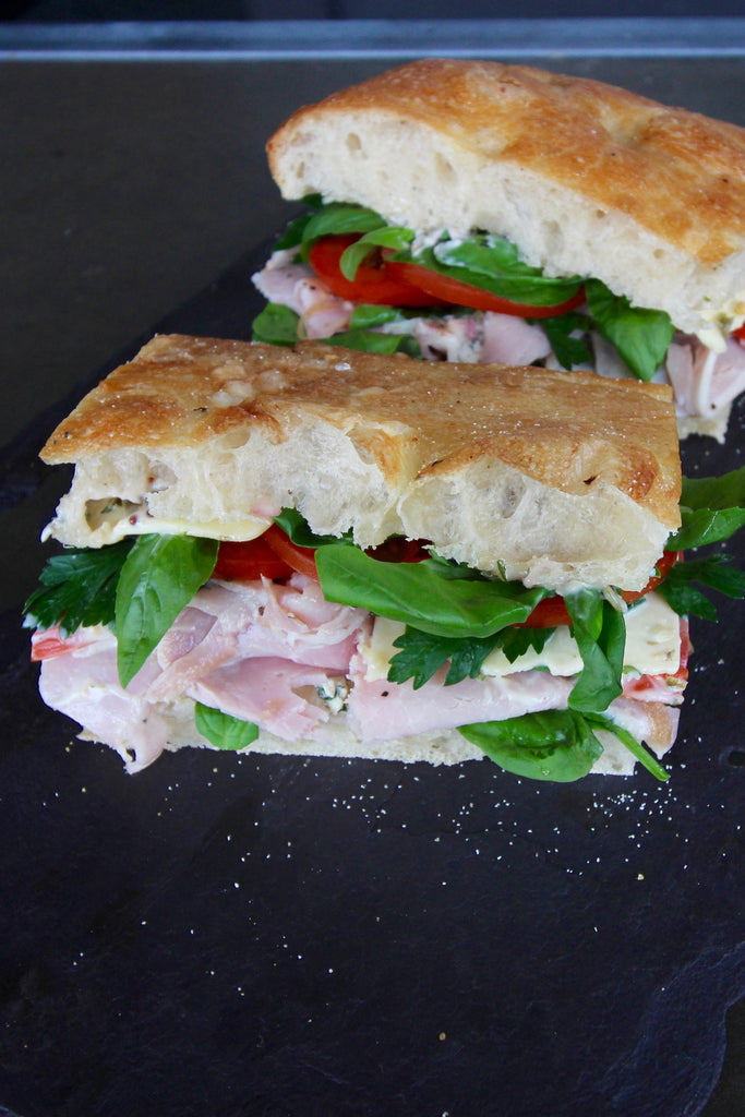Ham & Cheese Toastie - ripe delicatessen