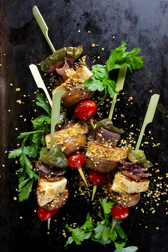 Vegetable Skewers x 5 - ripe delicatessen
