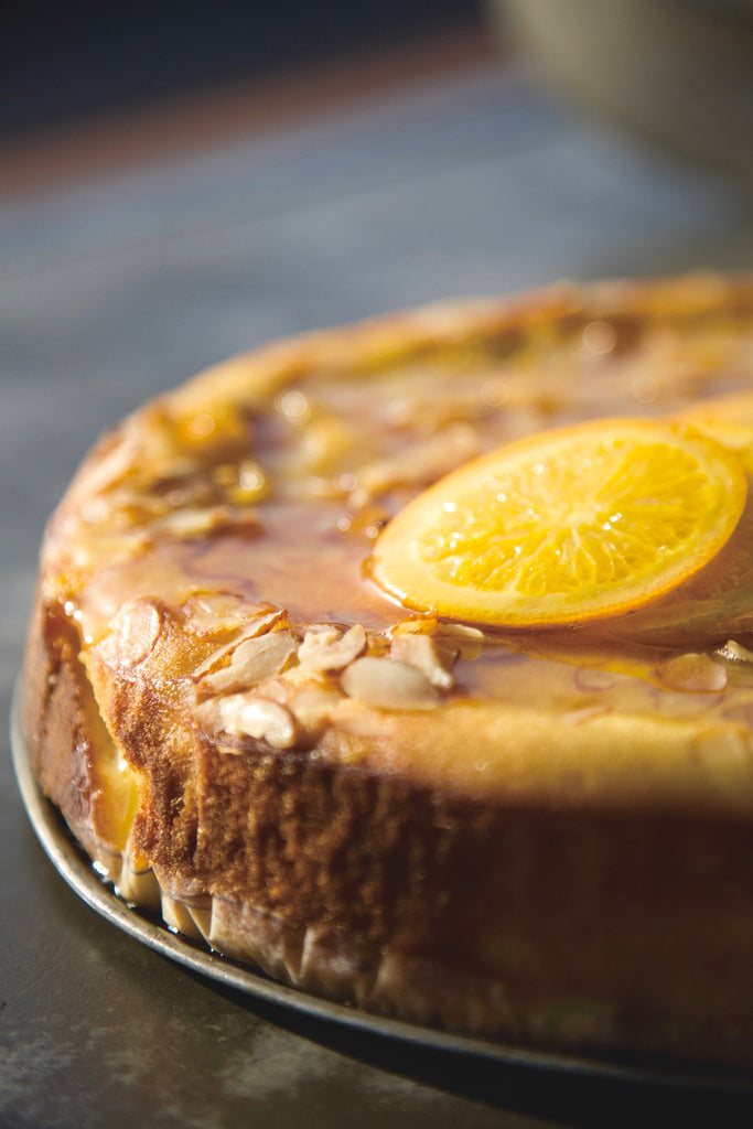 Orange & Almond Cake - ripe delicatessen