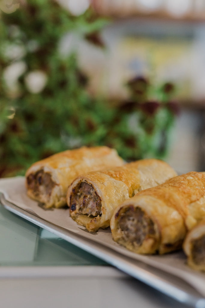 Large Pork & Sage Sausage Roll