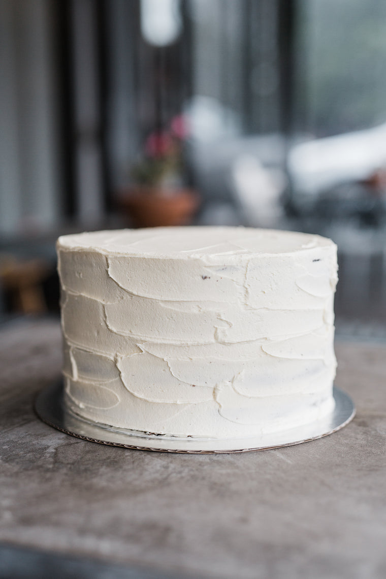 The Naked layer Cake - dress it how you want it - ripe delicatessen