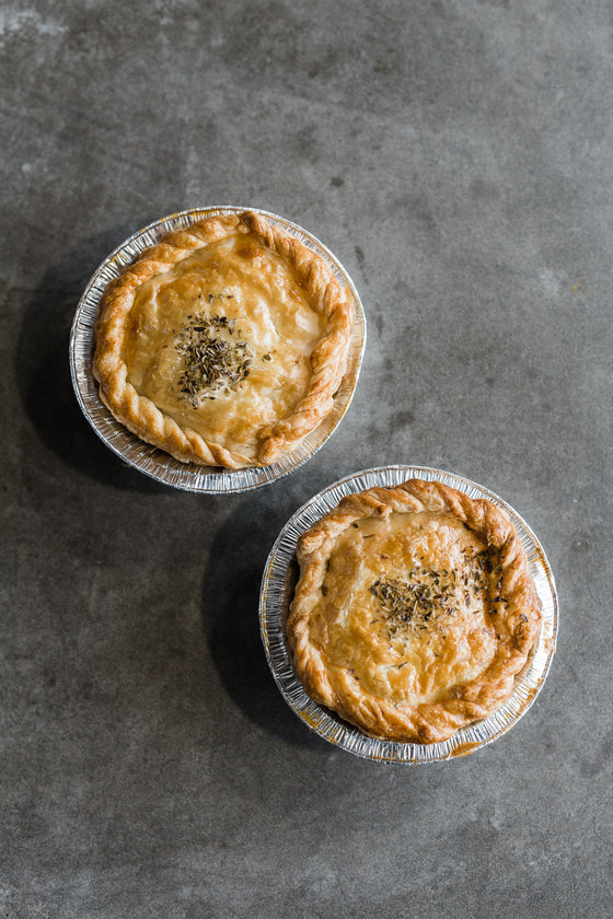 Pies - Delivery
