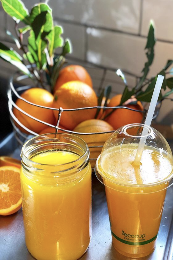Freshly Squeezed OJ