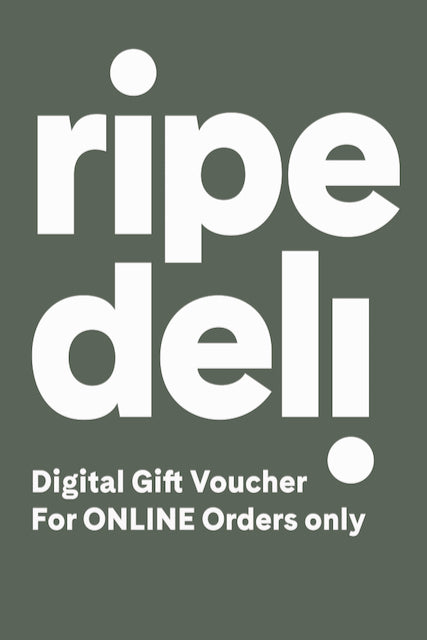 Digital Gift Card - To Use Online only