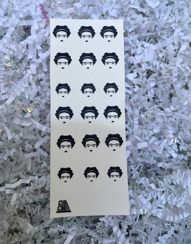 Frida Kahlo icon decals